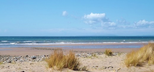 Barmouth Beach copyright Karen Cropper