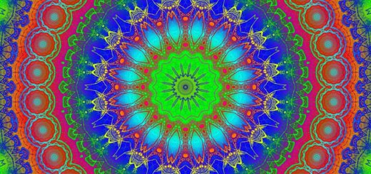 Kaleidoscope Image CC-BY Karen Cropper