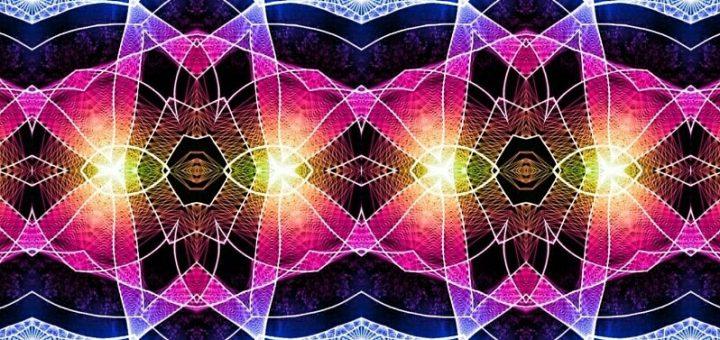 Digital Image by Karen Cropper using Kaleider